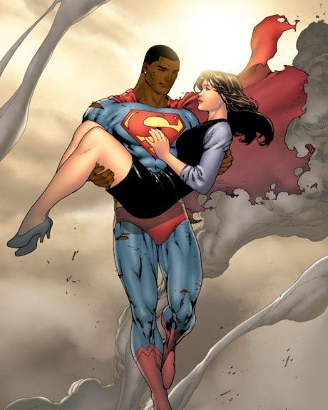 Image result for black superman