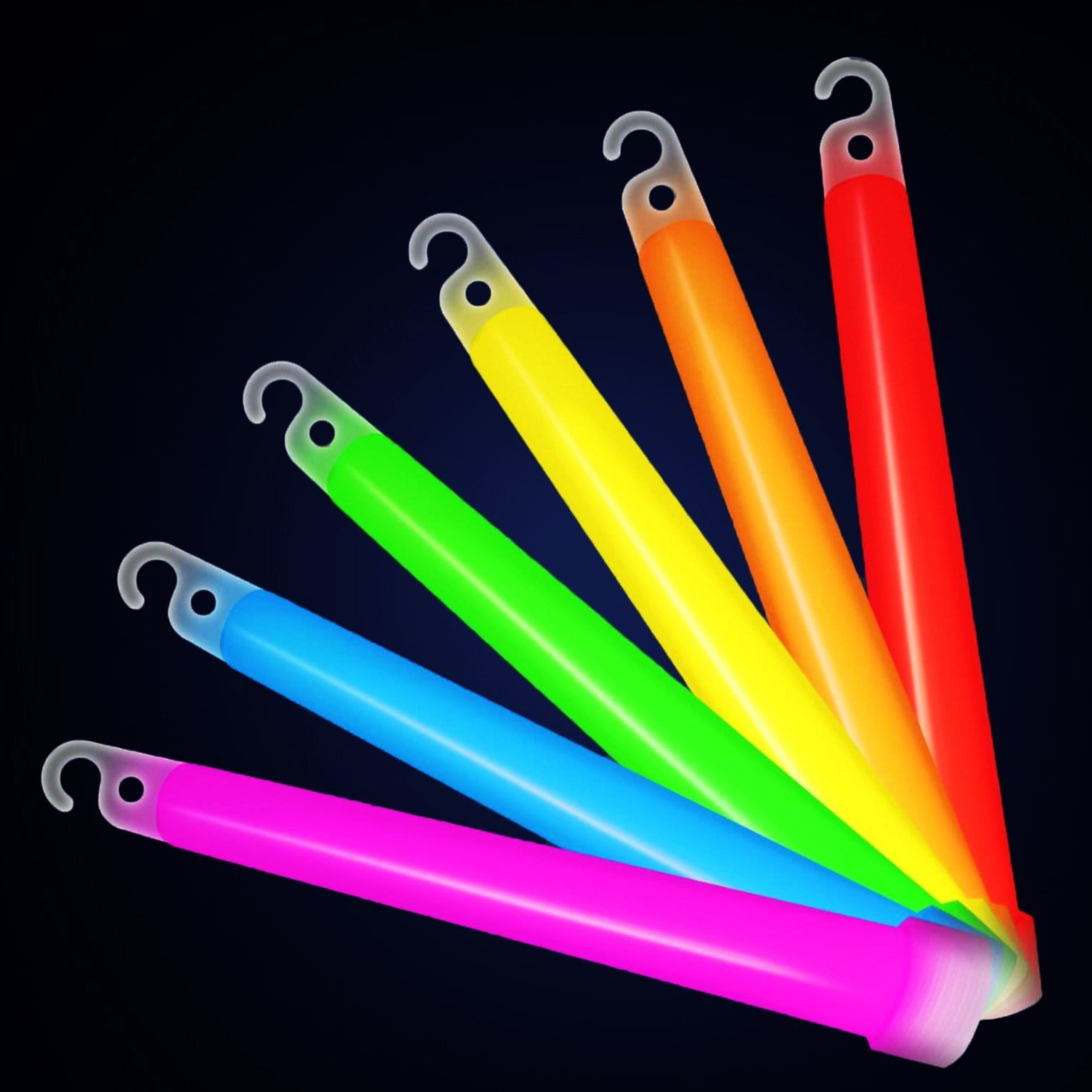 in pack ls of concert the dark multi glow night party new changing for colors christmas vision sticks color bars stick light