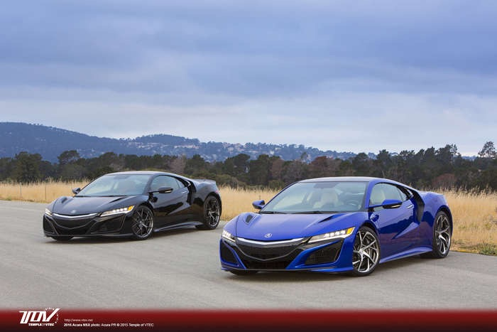 Temple Of Vtec >> The Temple Of Vtec Presents 2016 Acura Nsx Full Production Vehicle